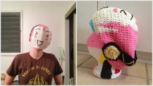 Luka Slouchy Mask by Chebk