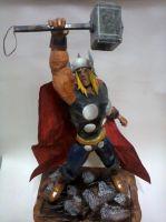 Thor Papercraft by erinasution