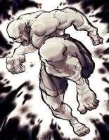 Sagat sf by spadjm