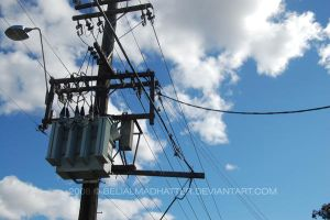 035 electricity clouds and sky by BelialMadHatter