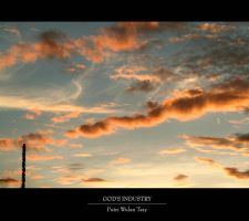 God's Industry -part 2- by poetry2capullet