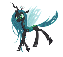 Queen Chrysalis by PriorKnight