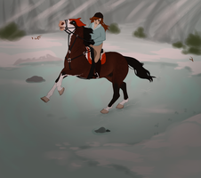 on thin ice by noebelle