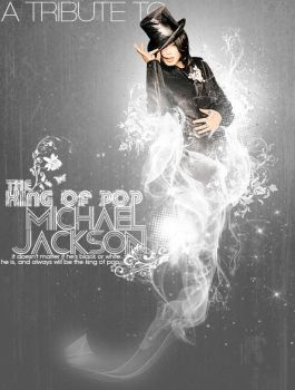 Tribute to MJ by emptywk