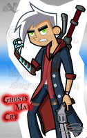 DPDMC: Ghosts May Cry by dannypfan