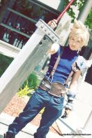 FFVII: Cloud Strife by mrdustinn