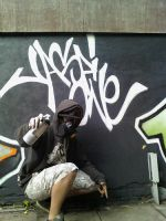 me and ma tag by jaspie1