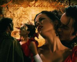 Dracula and Anna Background by Raquel-Cheese