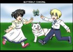 -+Butterfly Chasing+- by windrider01