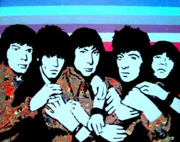 The Rolling Stones by chrispjones