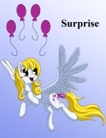 Surprise Isolated by Starbat