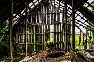 Country Barn HDR III by SparkVillage