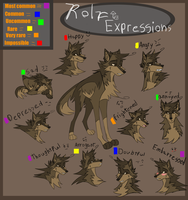 Rolf's Expressions by rolfwolf