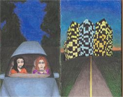 Night Drive by the-punk-hippie