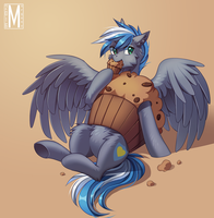 Muffins By Margony by Cloudzapper8