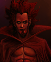 Mephisto by count-joshula