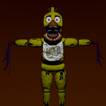 Withered Chica by Mistberg