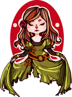 aph: Hungary Cardverse by a-lonely-me