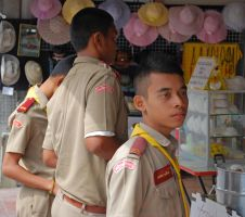 Scouts, Thailand by dpt56