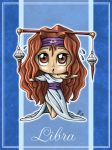Zodiac Signs - Libra by angelnablackrobe