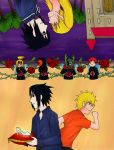 Naruto Cinderella: ch5 COVER by unknow-chan