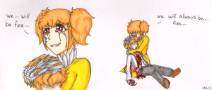 Bad Ending - Esaias and Cecilia by LadyVentuswill