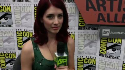 Comic-Con: Allison Sohn by techgnotic