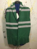 Harry Potter: Slytherin Scarf by KungPowCREATIONS