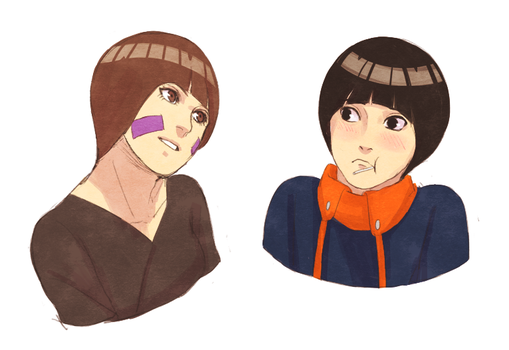 Rin and Obito bowl cut by steampunkskulls