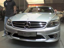 SIAB 07 - CL63 AMG Front by AxelSilverwolf