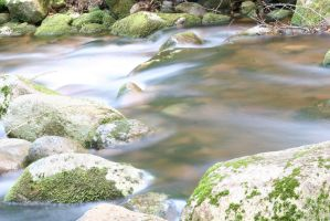 A Study in Flowing Water XV by ChrisTheJeweler