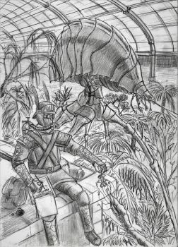 Botanic and exotic species gallery by ComtePatatas