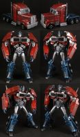 Custom TFP Optimus Prime 2 by Solrac333