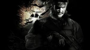 Big Boss by MetalGearSolid211