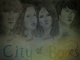 City of Bones by an-opened-book