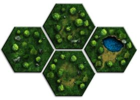 North Haven: Map Tiles by JHibbs