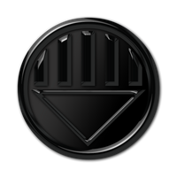 Black Lantern Corps Insignia by SUPERMAN3D