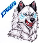Snarly by Zerwolf