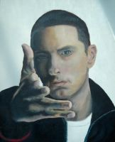 Eminem by AniaTheArtist