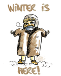 Winter is Here by Mr-Xvious