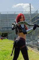 Angry Katarina by KillerGio