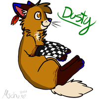 Dusty! by Michibu