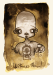 Fury Road : Nux by willymerry
