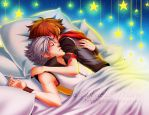 KH: Dream Drop Distance - Sleep by Gabbi