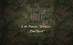 2.SS-Panzer-Division 'Das Reich' by Xtragicfever