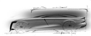 AUDI nocalis coupe by p-sketch