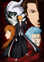 Arrancar Tribute by daennah