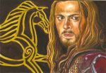 Eomer of Rohan by vigshane
