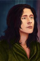 Loki by WanderingDragon379