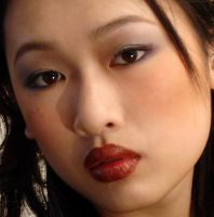Chinese girl 1 by asiaseen